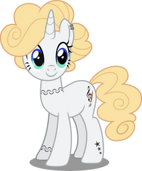 Caley makeover by DecPrincess