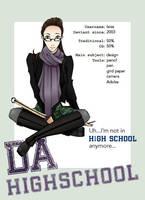 DA High - by Isisa