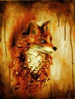 Quick Brown Fox by hazellJane