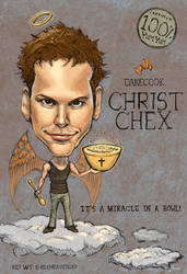 :dane cook's christ chex: by zuckerglider