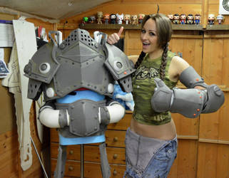 Live Prop Making Stream by Artyfakes