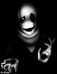 Doctor W. D. Gaster by PC-Doodle