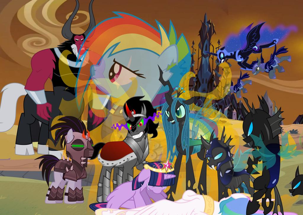 Sombra Mlp Equestria War Anime Pictures Wwwpicturesbosscom