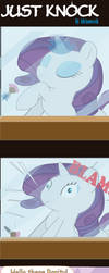 MLP FIM: Just knock by Adrianoxish