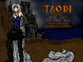 TAOBI Agent Anri by nekozikasilver1