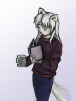 Lex Reading - Coloured by nekozikasilver1