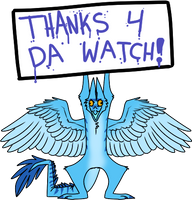 Thank 4 Watch by NoelaniEternal
