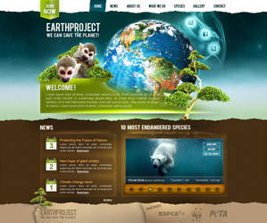 earth project by B3rko