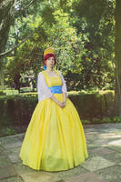 Cosplay: Anastasia by Abletodoall