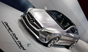 Mercedes Concept coupe by Dany-Art