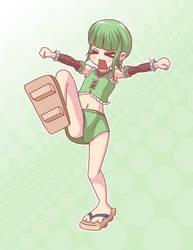 Remi Kiba by Shinukoto-Dei