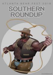 Southern Roundup by brutebysimon