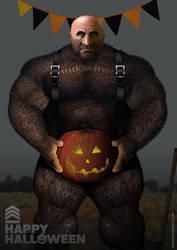 Halloween 2018 by brutebysimon