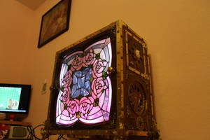 Carlyeesi, Wooden Computer II by Sabbar