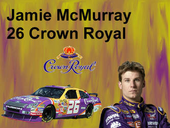 Jamie McMurray wallpaper by jmap