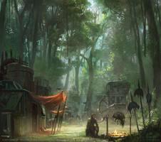 The Settlement by Cristi-B