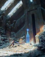 The Gatekeeper by Cristi-B