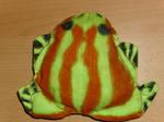 Pocket Frog Plushie by Master-Kankuro