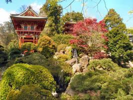 Japanese Tea Garden by SomeOldGuy