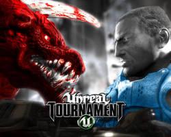 UT3 'The Duel' by skareo