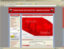 Mohawk Students' Association by skareo