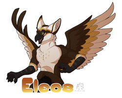 Eleos Badge by WindWo1f