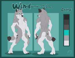 Werewolf Reference  by WindWo1f