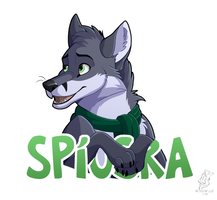 Spiosra Badge by WindWo1f