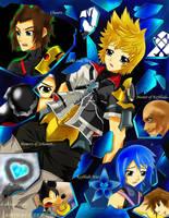 Kingdom Hearts: Birth By Sleep by Mgx0