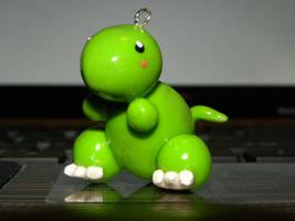 T-Rex Charm by F8iscruel