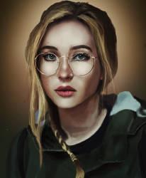 WOMAN# by Piotrxyz