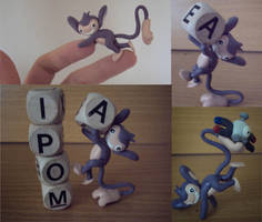 Aipom by chow-marco