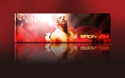 Bronson banner by callegg