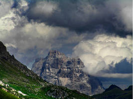 Summer storm clouds by edelweiss26