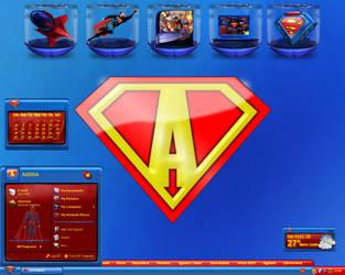 My Super Desktop by a666a