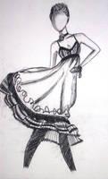 Fashion Design by monsterloaf