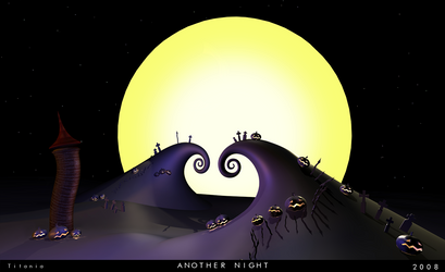 Another night by sdellapina