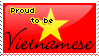 Proud to be Vietnamese by Crystal-Artist