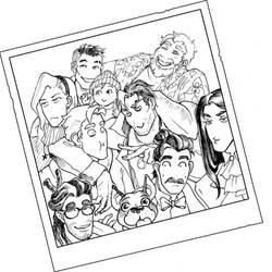 Family portrait by Dejavidetc