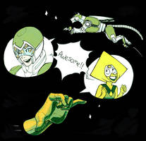 Team Green by Dejavidetc