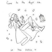 Cookies by Dejavidetc