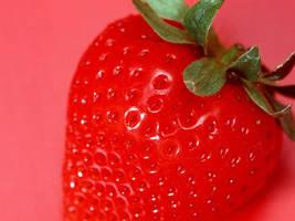 strawberry Fruit by zerosector