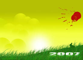 year 2007 by zerosector