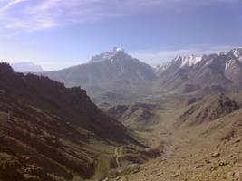 Shirkoh mountain2 by zerosector