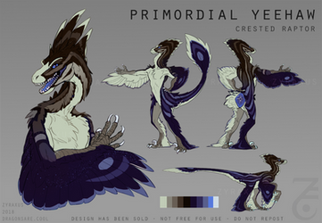 [CLOSED] Primordial Yeehaw by Zyraxus