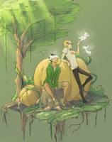 Little Fairy Bulls by Twinkle-Chamst