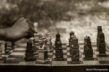 Chess by Kaya-Nurel