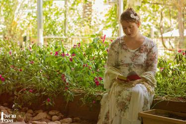 Studying Jane Austen by Kaya-Nurel
