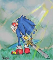 Sonic2 by SilverNya