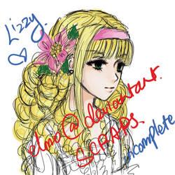 Unfinito - Lizzy by e--l--m--o